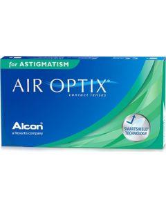 AIR OPTIX AQUA FOR ASTIGMATISM 3pack