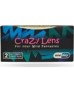 CRAZY LENS ONE DAY 2Pack