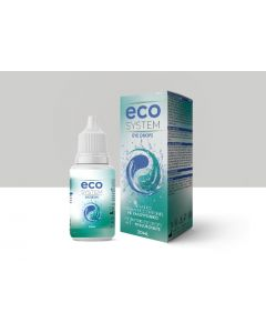 ECO SYSTEM EYE DROPS 20ml