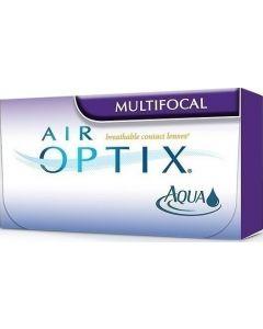 AIR OPTIX AQUA MULTIFOCAL 6pack