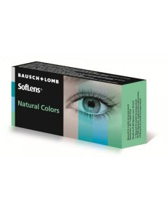 SOFLENS NATURAL COLORS Διοπτρικοί Μηνιαίοι 2Pack