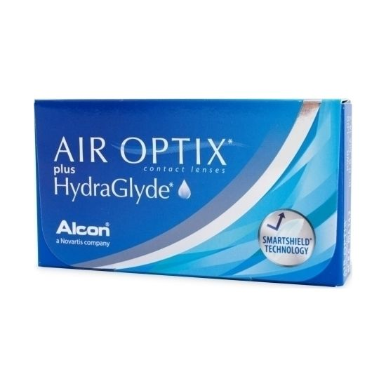AIR OPTIX PLUS HYDRAGLYDE 6pack