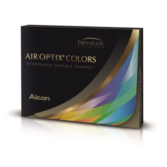 AIR OPTIX COLORS Μηνιαίοι 2Pack